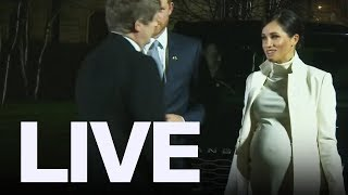 Meghan Markle Arrives At Gala Event | ET Canada LIVE
