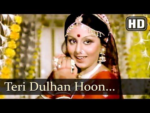 Teri Dulhan Hoon (HD) - Ab Kya Hoga Song - Neetu Singh - Shatrughan Sinha - Bollywood Hindi Song
