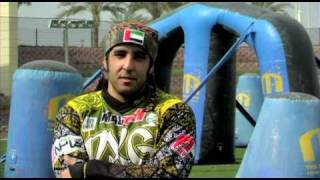 Evolution of Paintball in the United Arab Emirates - Documentary