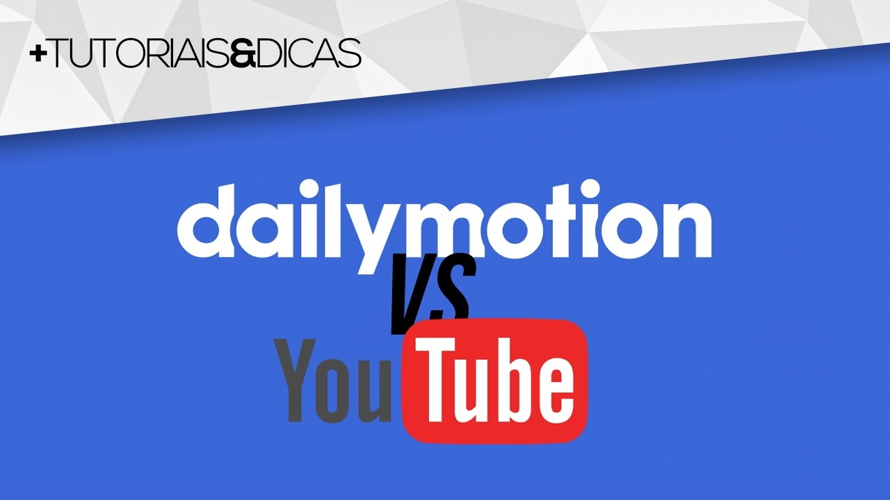 o fim do youtube dailymotion chegou para concorrer e o facebook dailymotion chegou para concorrer e o facebook tambm youtube stopboris