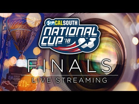 2018 Cal South National Cup 17U Girls Final
