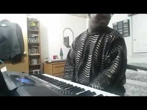 Terrance Shider Praise Break Piano Improv In The Key Of E Flat