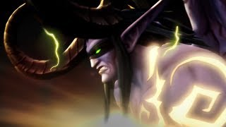The Story of Illidan Stormrage (Only Cinematics)