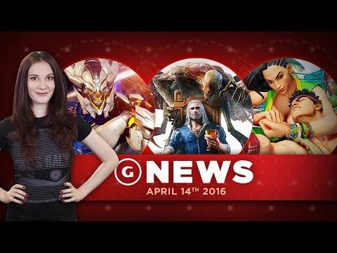 Witcher 3 Not On PS4 Pro & Gears 4 Gets Split-Screen Co-Op