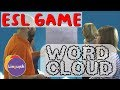 Linguish ESL Games // Word cloud // LT102