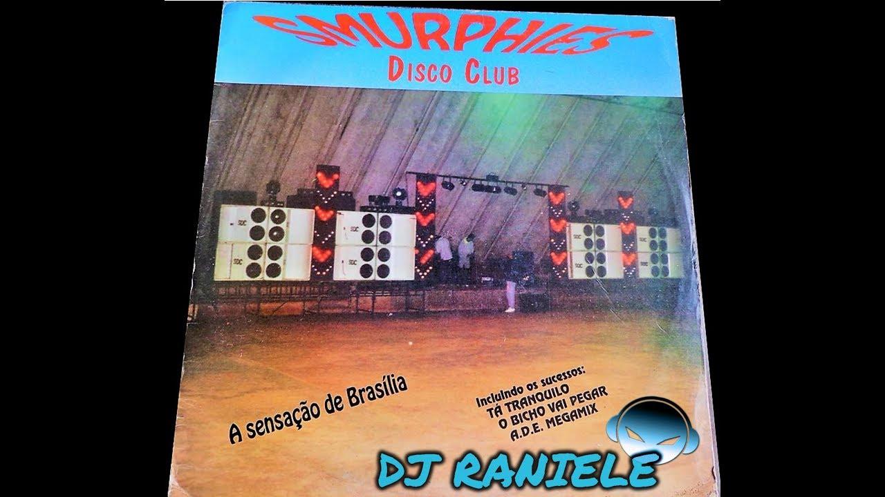 cd completo smurphies disco club