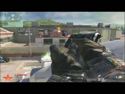 Call of Duty MW2 - Top of airplane on Terminal + Tutorial