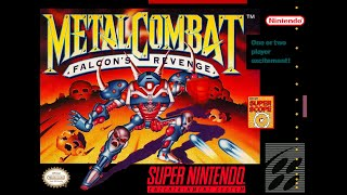 Is Metal Combat: Falcon's Ręvenge Worth Playing Today? - SNESdrunk