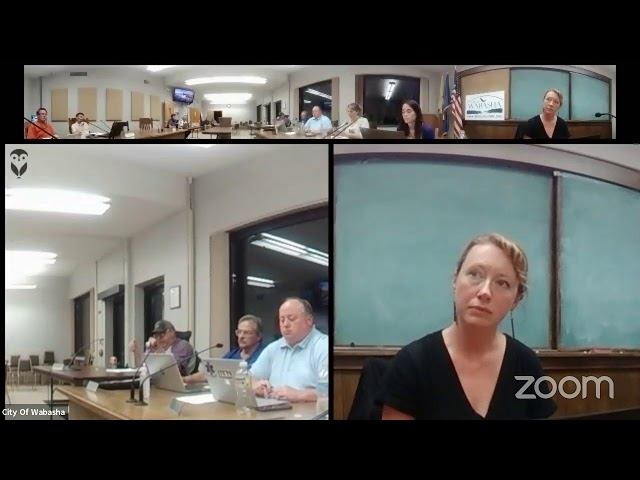 7-6-2021 Wabasha City Council Meeting