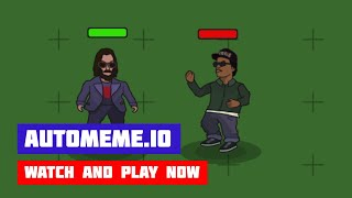 Automeme.io · Game · Gameplay