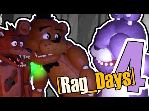 [Rag_Days] #4 Тру Стори (five nights at freddys GMod rag days)