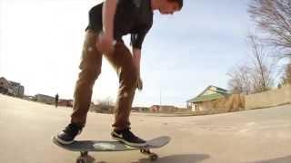 JOLLY ROGER SKATEBOARDS: Just Practicing