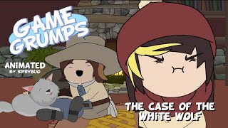 game grumps animated the case of the white wolf