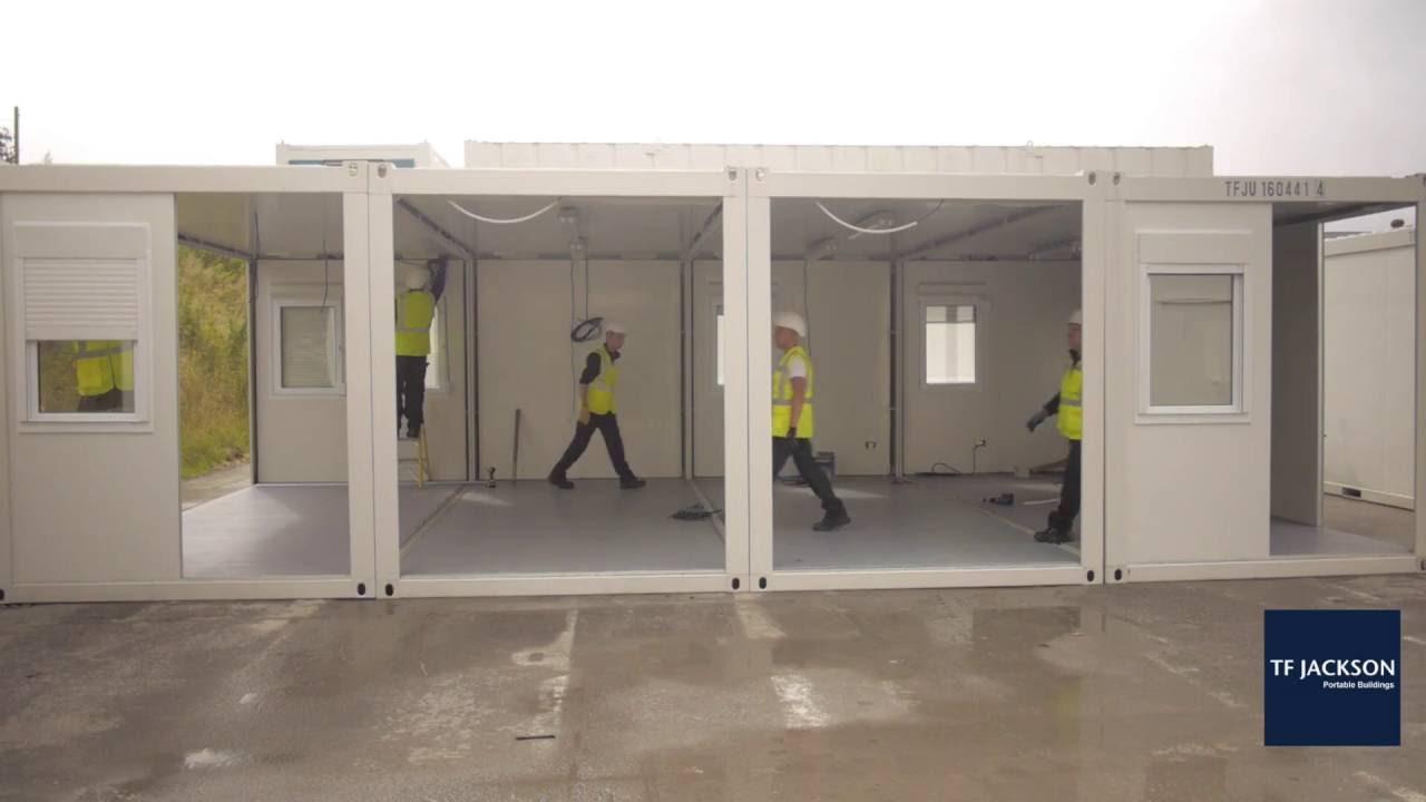 TF Jackson: Portable Buildings for Sale
