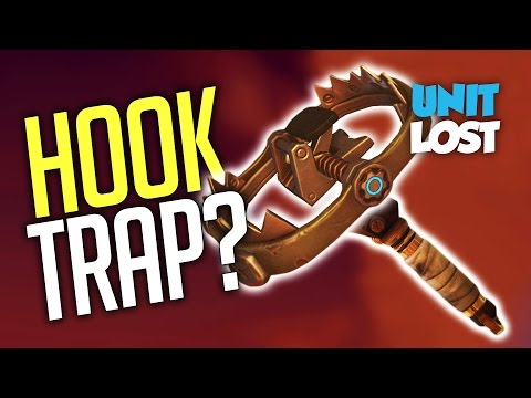 Overwatch - Roadhog Hook Trap? (Good/Bad Idea?)