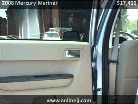 2008 Mercury Mariner Used Cars Troy NY