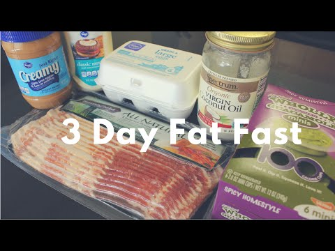 8-pounds-lost-in-3-days-||-my-3-day-fat-fast-meal-plan