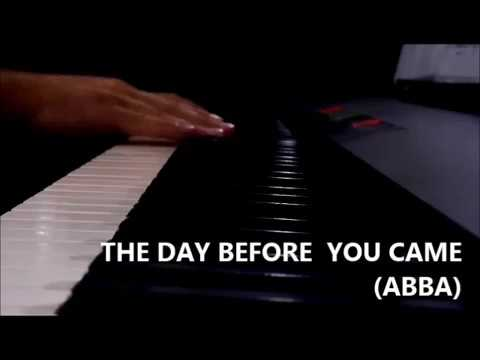 The day before you came – ABBA (piano...