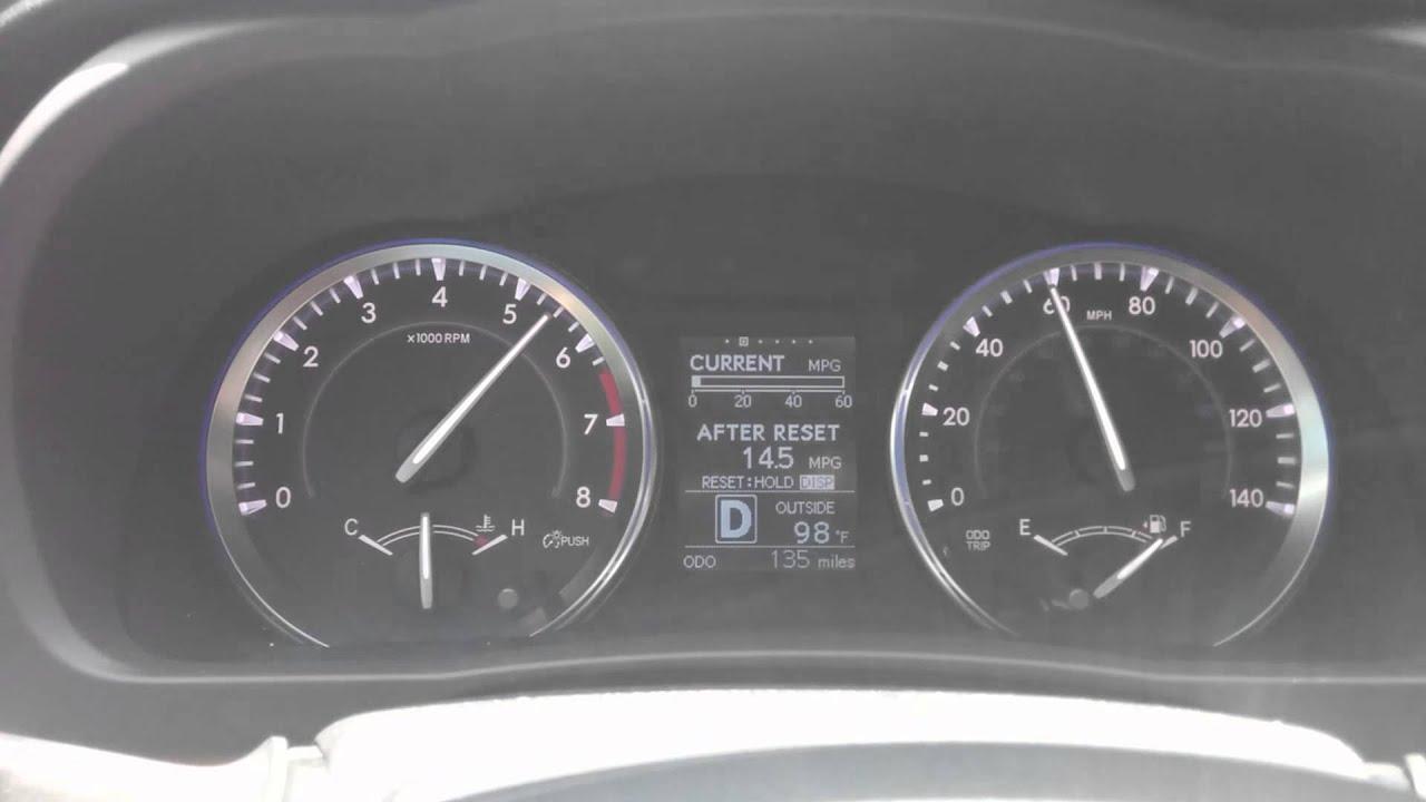 2017 Toyota Highlander V6 0 60