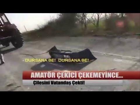 Amatör Çekici - GTA 5 Versiyon :)