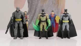 Toys from Batman V Superman - Argos Toy Unboxing