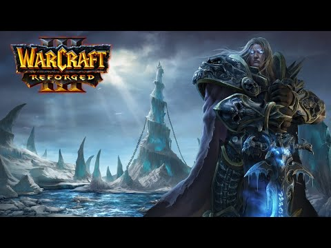 Warcraft 3 Reforged All Cutscenes and Cinematics | Reign of Chaos&The Frozen Throne Campaign