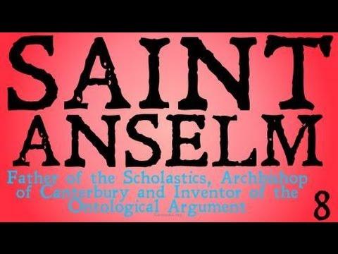 Who Was Saint Anselm? (Famous Philosophers)