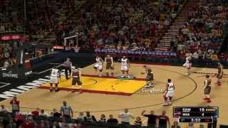 NBA 2K14 em Pc Fraco