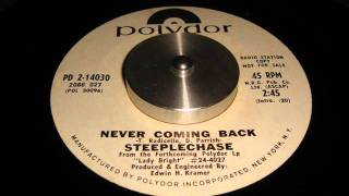 STEEPLECHASE   Never coming back   Polydor