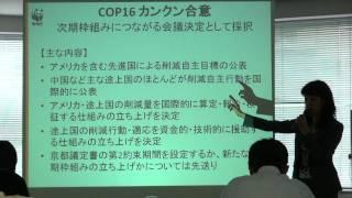 ダーバンCOP17に向けた 地球温暖化の国際交渉 基礎編 (2/2)