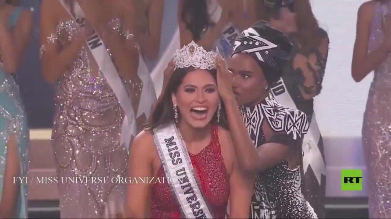 ملكة جمال الكون 2021 مكسيكية  - نشر قبل 7 ساعة
