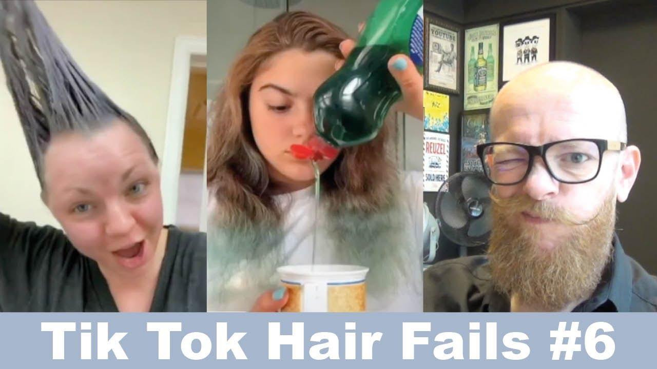 TIK TOK HAIR FAILS #6  - Hair Buddha reaction video
