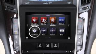 2015 Infiniti Q50 -  Email (Download Application) (if so equipped)