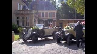 Mariage au Château Le Haget dans le Gers en Gascogne - 32320 Montesquiou