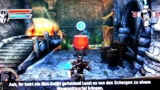 Overlord: Dark Legend - Gameplay
