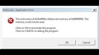 Kali Linux Memory could not be read Error, Alternate Method