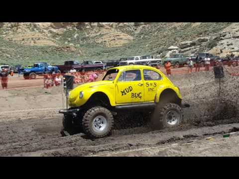 Mud bug superior Wyoming mud bogs July 2nd 2016