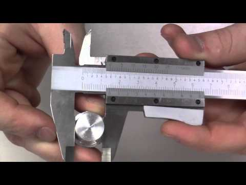 Reading A Vernier Caliper and A Micrometer