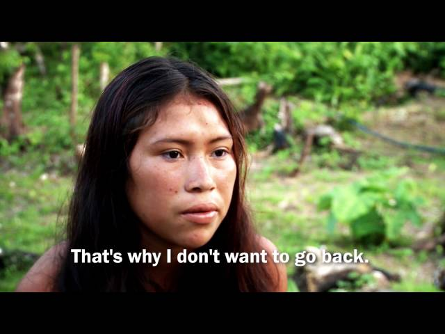 I CHOOSE ME: Children in the Suriname Amazon - Documentary