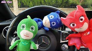 Pijamaskeliler Gerçek Araba Sürüyor mu? Romeo Dünyayı ele geçircek mi?