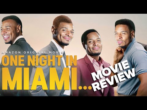 'One Night In Miami' Movie Review - The Best Film of the Year!