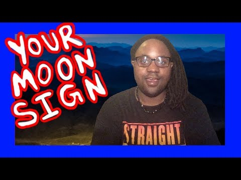 The Moon Sign In Astrology Rules Our Inner Self, But There's More! [Lamarr Townsend Astrologer]
