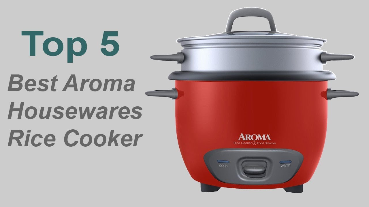 Best Slow Cookers 2020 Best Aroma Housewares Rice Cooker | Top 5 Best digital Aroma