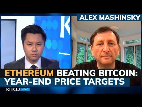Ethereum 'flippening' happening now; Mashinsky talks $100k+ BTC this year, quantum computer threats