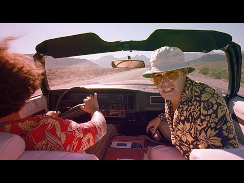 Fear and Loathing in Las Vegas (1998) - Music Video - People are Strange