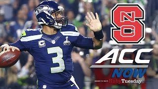 Russell Wilson Signs Huge Contract Extension With Seahawks | ACC Now