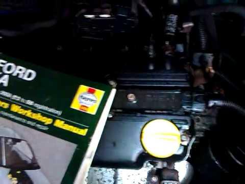DIY car service repairs