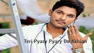 Teri Pyary Pyary Do Akhiyan High Quality 320Kbps Original Panjabi Mp3