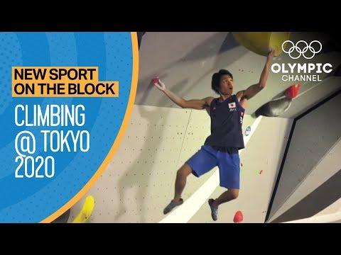 Sport Climbing - Tokyo 2020 |New Sport on the Block Mp3