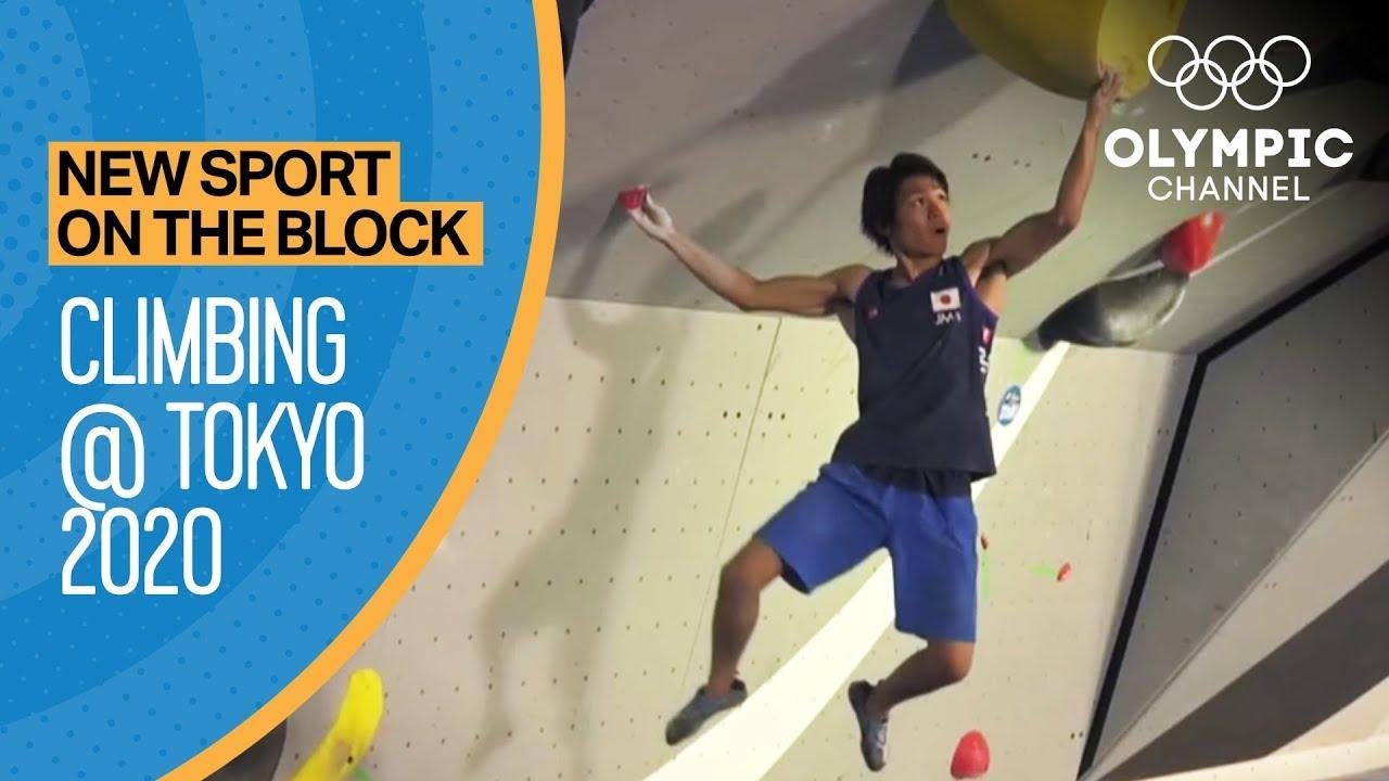 Sport Climbing - Tokyo 2020 |New Sport on the Block